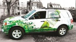 fleet fuel car