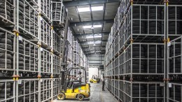 Business' Warehouse security