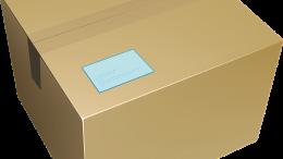 box parcel